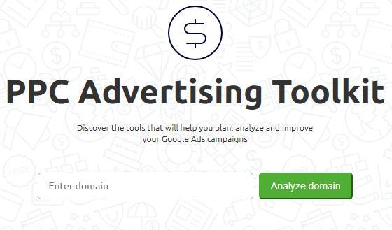 SEMrush广告工具包